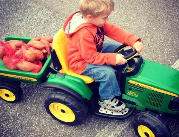 Crop Drop   Sandestin Foundation for Kids